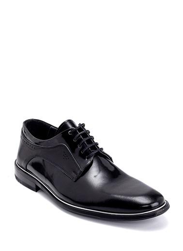 Derimod Erkek Ayakkabı(Da1812) Klasik Siyah